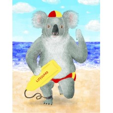 Koala Lifeguard (Background)