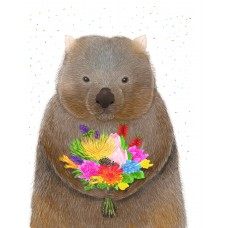Wombat Bouquet