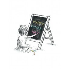 Chalkboard (Father's Day)