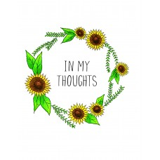 Sunflowers (In my thoughts)
