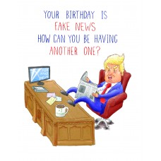 Your Birthday Is Fake News