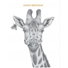 Giraffe (Happy Birthday)