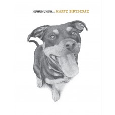 Dog (Huhuhuh...Happy Birthday)