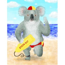 Koala Lifeguard (Byron Bay)