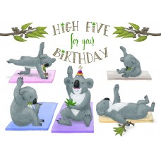 High Five (Yoga Mats)