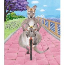 Mini Cycling Wallabies