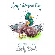 One Lucky Duck (V'Day)