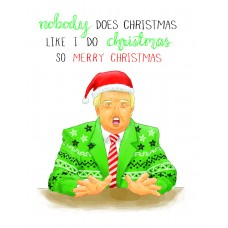 Nobody Does Christmas...